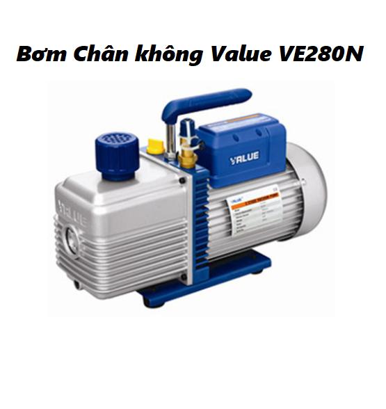Máy bơm chân không hai cấp Value VE280N