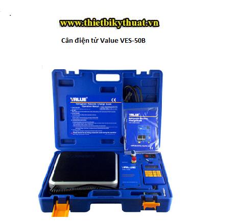 Cân điện tử Value VES-50B