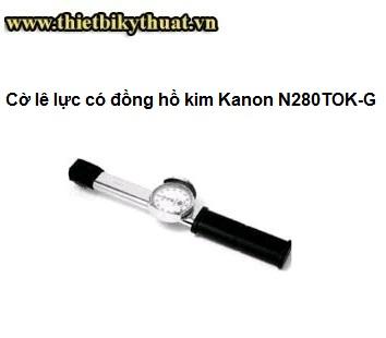 Cờ lê lực có đồng hồ kimKanon N280TOK-G