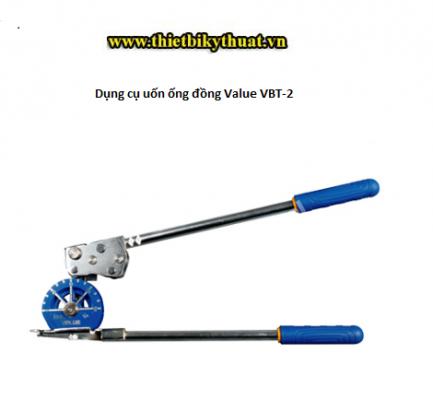 Dụng cụ uốn ống đồng Value VBT-2