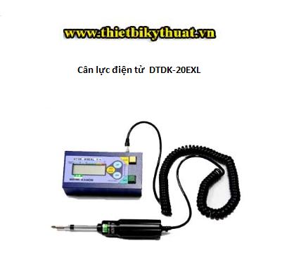 Cân lực điện tử DTDK-20EXL