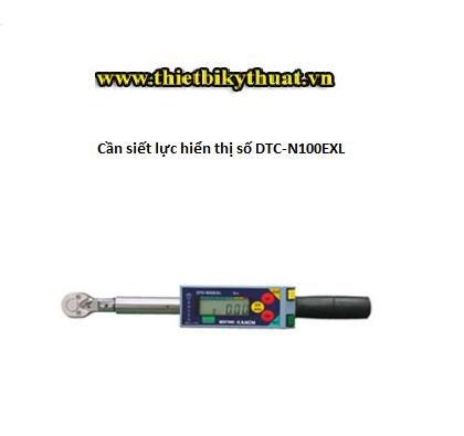 Cần siết lực hiển thị số DTC-N100EXL