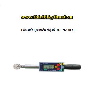 Cần siết lực hiển thị số DTC-N200EXL