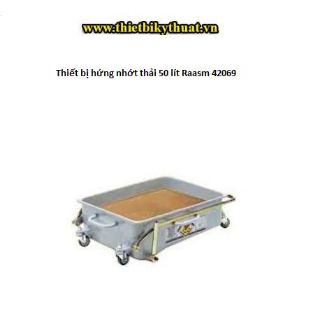 Thiết bị hứng nhớt thải 50 lít Raasm 42069