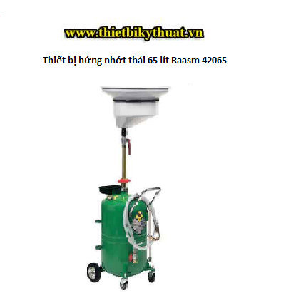 Thiết bị hứng nhớt thải 65 lít Raasm 42065