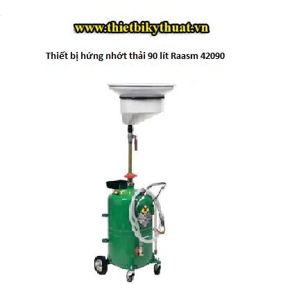 Thiết bị hứng nhớt thải 90 lít Raasm 42090