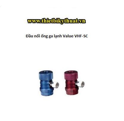 Đầu nối ống ga lạnh Value VHF-SC