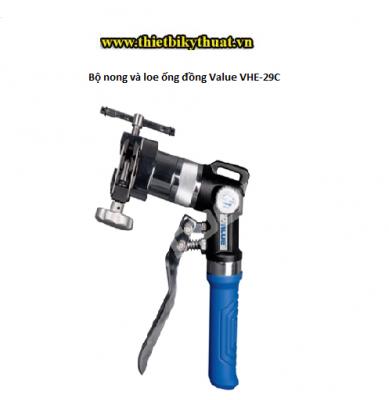 Bộ nong và loe ống đồng Value VHE-29C
