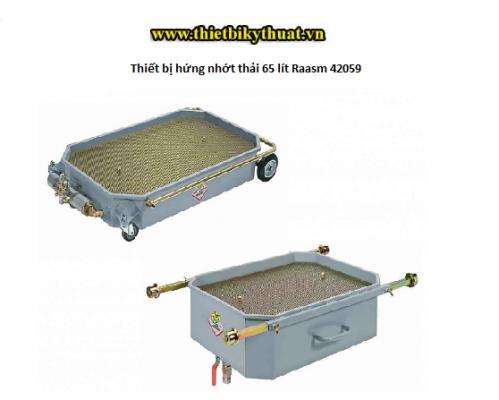 Thiết bị hứng nhớt thải 65 lít Raasm 42059
