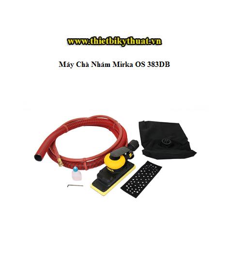 Máy Chà Nhám Mirka OS 383DB