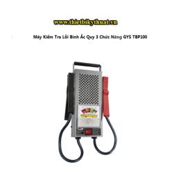 Máy Kiểm Tra Lỗi Bình Ắc Quy 3 Chức Năng GYS TBP100