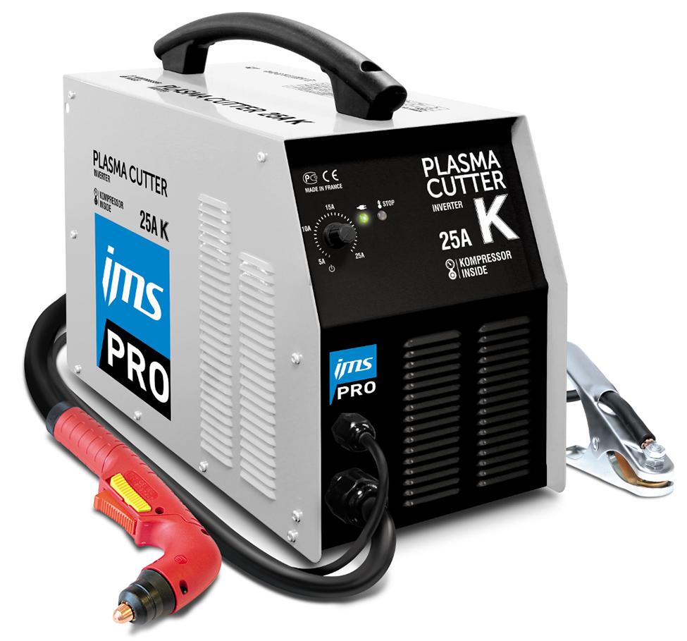 Plasma-cutter-25K