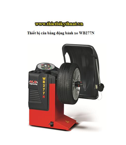 Thiết bị cân bằng động bánh xe WB277N