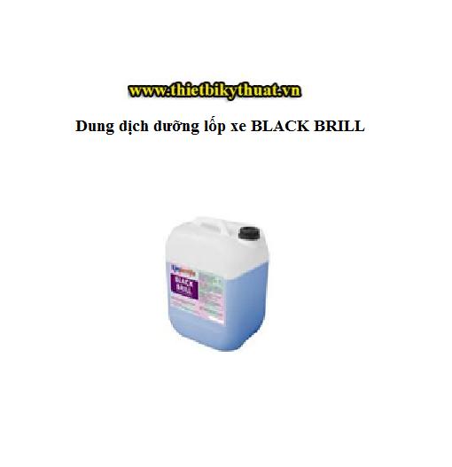 Dung dịch dưỡng lốp xe BLACK BRILL