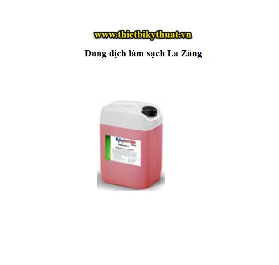 Dung dịch làm sạch La Zăng