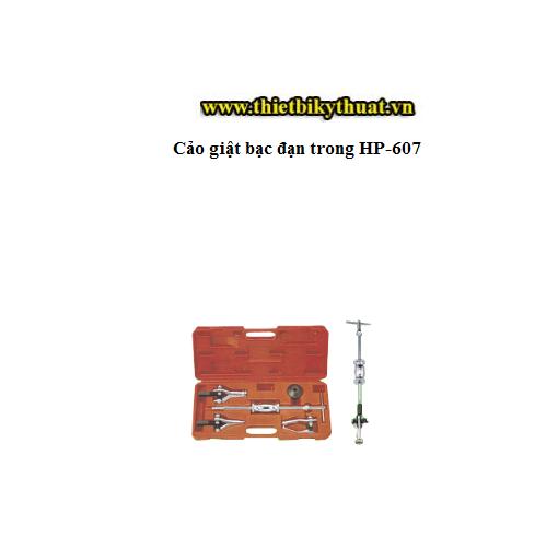 Cảo giật bạc đạn trong HP-607