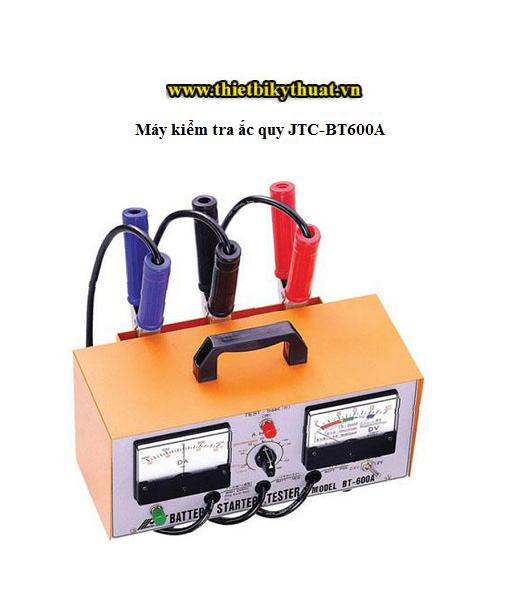 Máy kiểm tra ắc quy JTC-BT600A