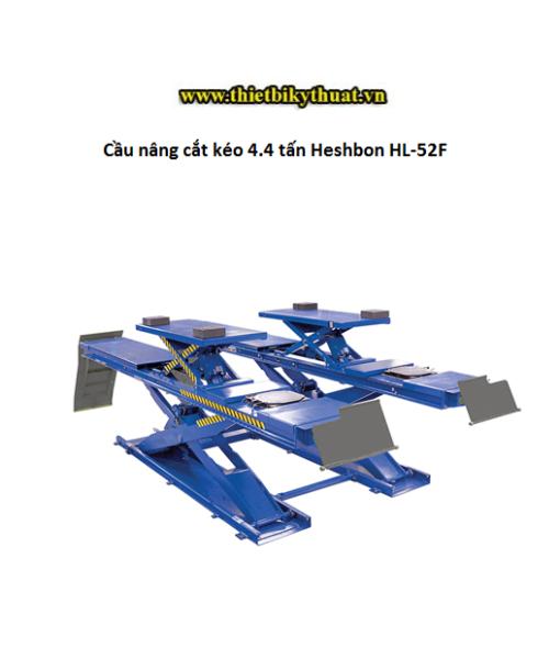 Cầu nâng cắt kéo 4.4 tấn Heshbon HL-52F