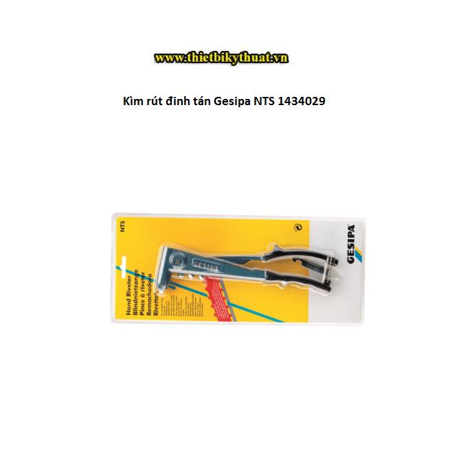 Kìm rút đinh tán Gesipa NTS 1434029