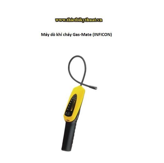 Máy dò khí cháy Gas-Mate (INFICON)