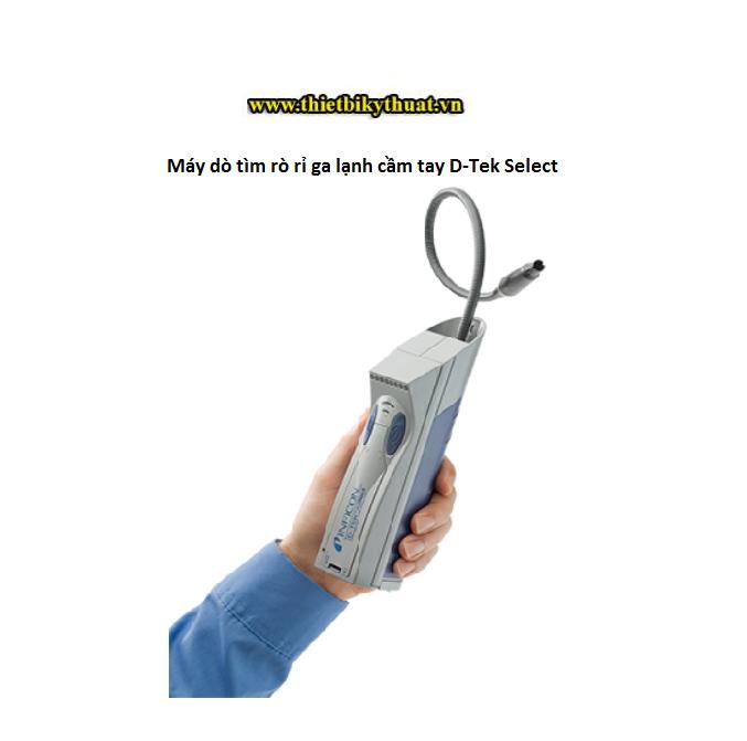 Máy dò tìm rò rỉ ga lạnh cầm tay D-Tek Select