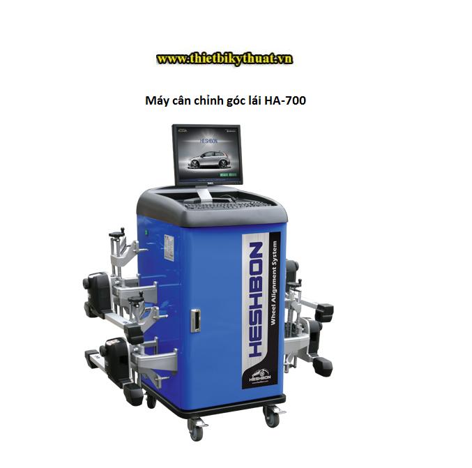 Máy cân chỉnh góc lái HA-700