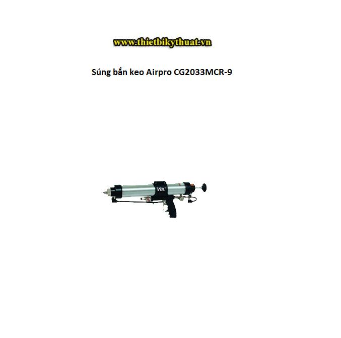 Súng bắn keo Airpro CG2033MCR-9