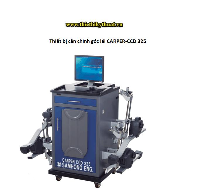 Thiết bị cân chỉnh góc lái CARPER-CCD 325