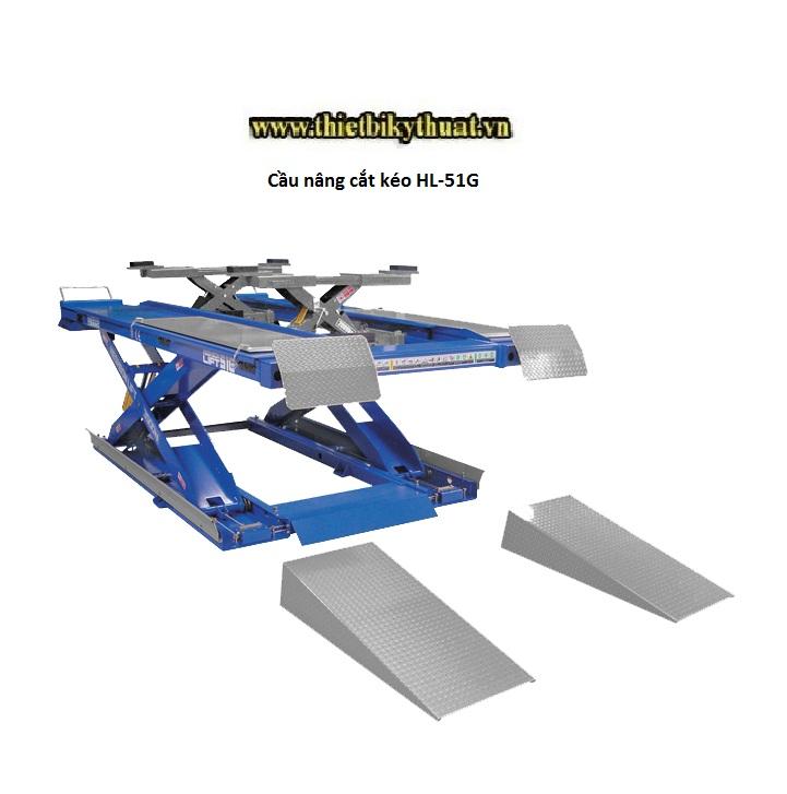 Cầu nâng cắt kéo HL-51G