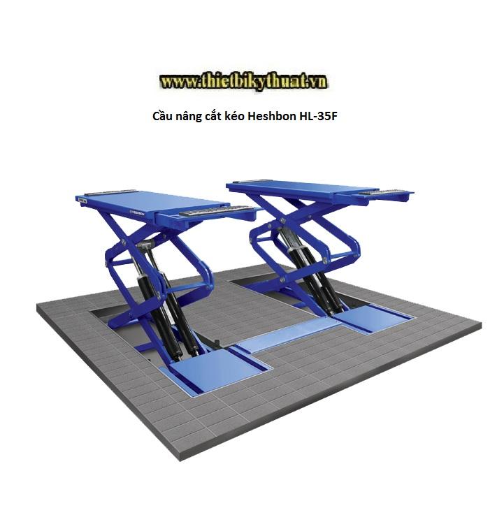 Cầu nâng cắt kéo Heshbon HL-35F