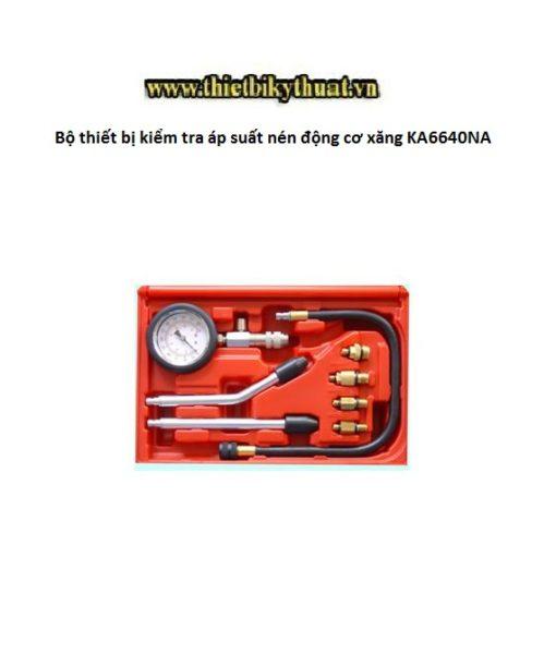 Bộ thiết bị kiểm tra áp suất nén động cơ xăng KA6640NA