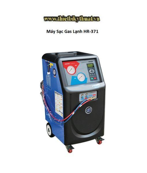 Máy Sạc Gas Lạnh HR-371