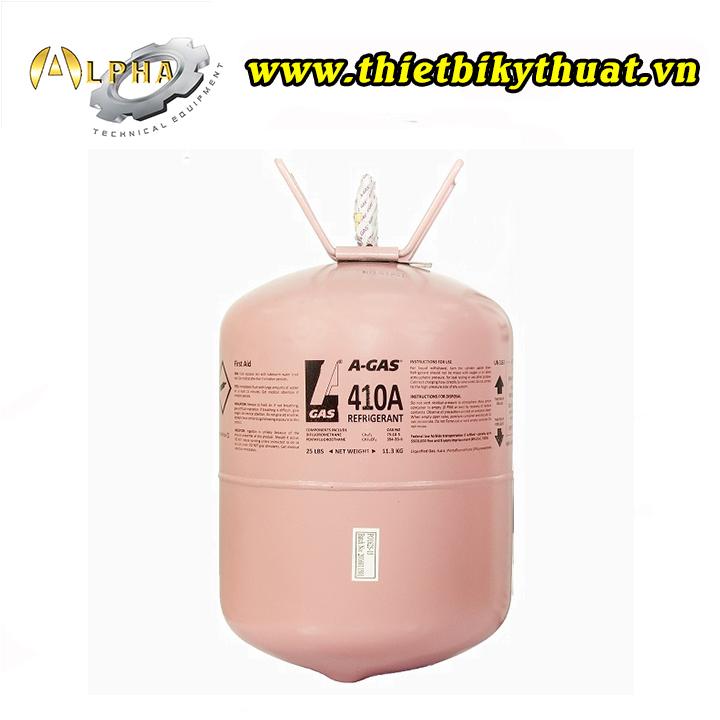 Bình Gas Lạnh R410A