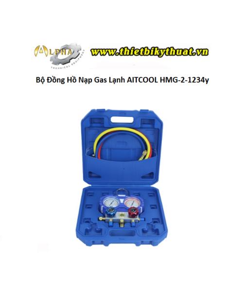 Bộ Đồng Hồ Nạp Gas Lạnh AITCOOL HMG-2-1234y