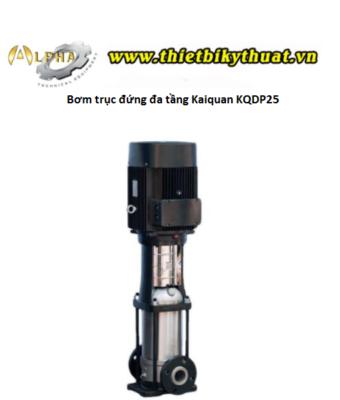 Máy bơm trục đứng inox KAIQUAN KQDP65-32-14