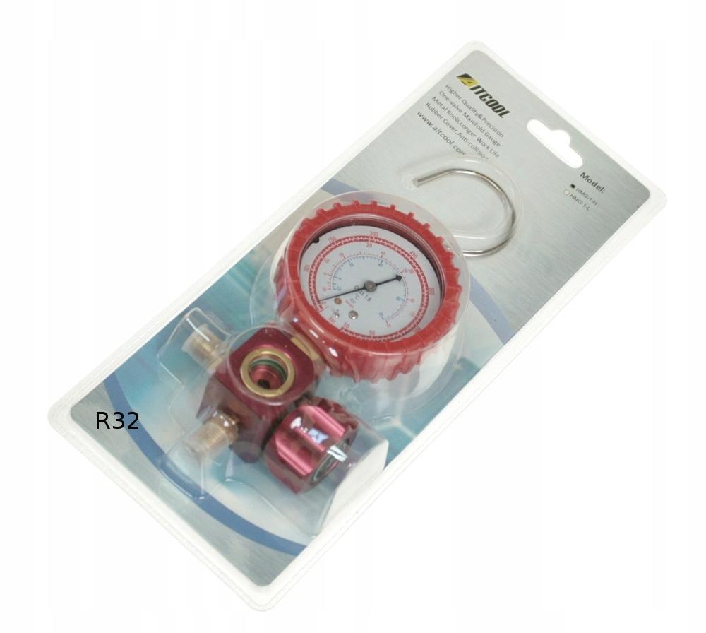 Đồng hồ đo gas lạnh áp cao HMG-1-R410A-H