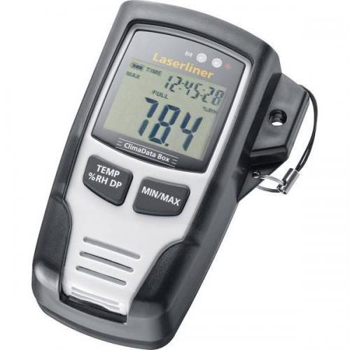 Máy ghi dữ liệu nhiệt độ và độ ẩm