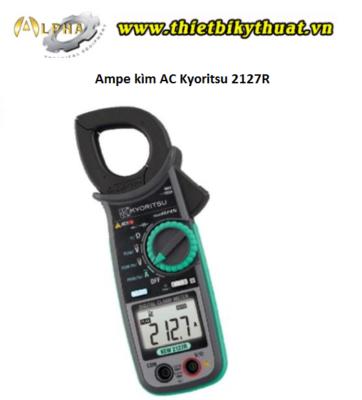 Ampe kìm AC Kyoritsu 2127R