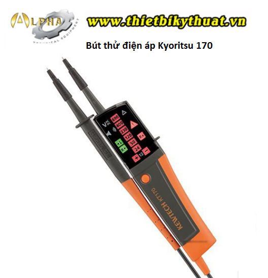 Máy thử điện áp KYORITSU KT171