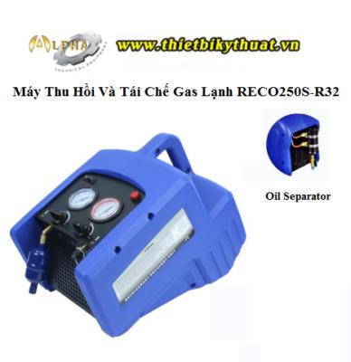 Máy Thu Hồi Và Tái Chế Gas Lạnh AITCOOL RECO250S-R32