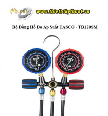 Bộ Đồng Hồ Áp Suất TASCO – TB140SM
