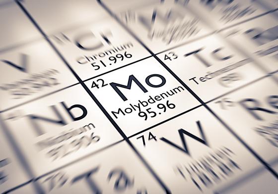 Bột Molybdenum - bột molypden No.1