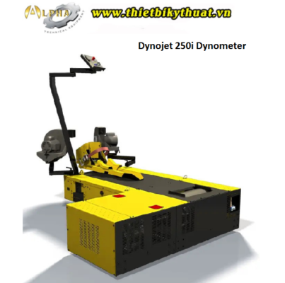 Dàn Dyno Test Xe Motor Dynojet 250i Dynometer