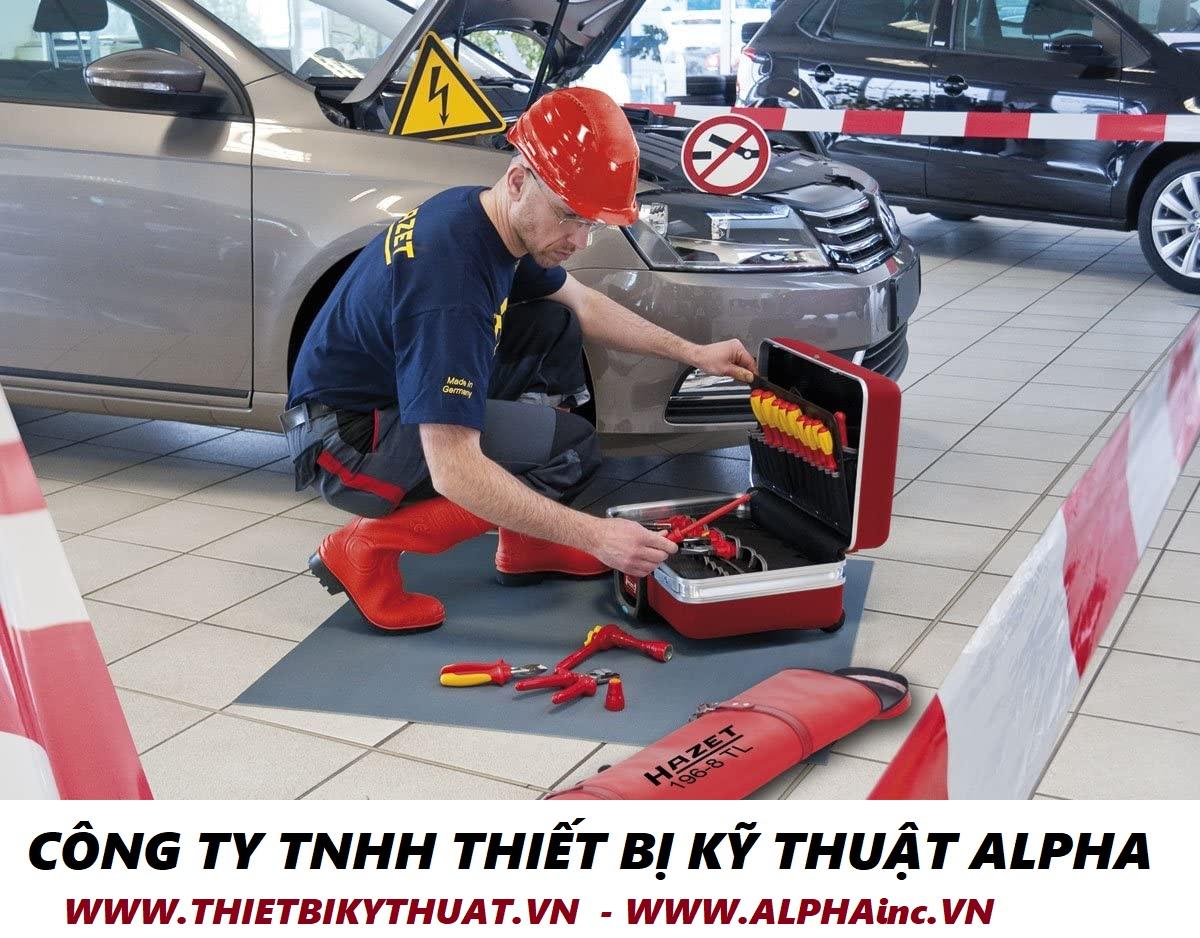 Bộ dụng cụ sửa chữa dành cho xe hybrid và xe điện HAZET 150-43